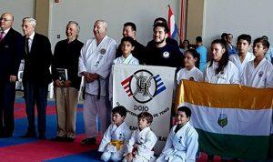 Torneo Nacional de Karate Apertura 2018