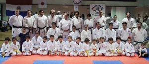 Seminario técnico de Karate DO