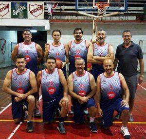 Torneo de Básquetbol Maxi +45