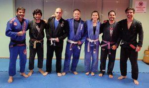 Graduación de Brazilian Jiu Jitsu