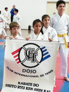 Alumnos del CIT conquistan victorias en campeonato de Karate
