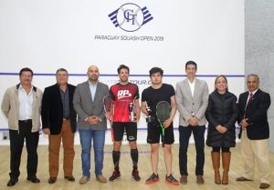 Pezzota conquista el Paraguay Open