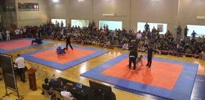 Espectacular Open de Jiu Jitsu en el CIT