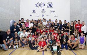 Torneo aniversario de Squash
