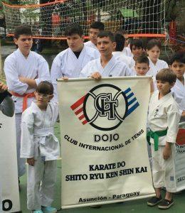 XV Copa Bushinkan de Karate