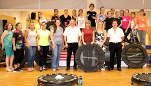 Adquisición de nuevos minis trampolines