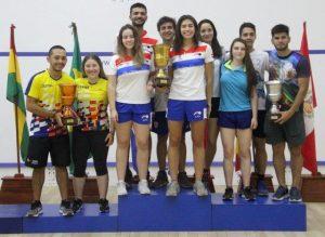Paraguay en lo más alto del campeonato suramericano sub 23