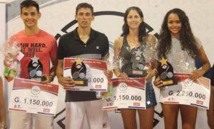 """Circuito Profesional APT """" «Copa CIT&quot»"""