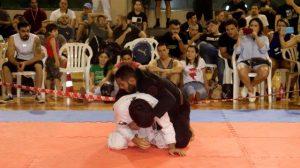 Torneo internacional Paraguay Jiu Jitsu