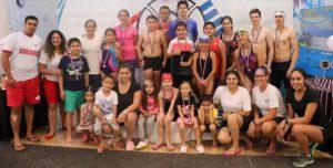 Torneo «Reyes de Natación»