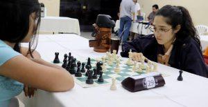 Campeonato femenino de Ajedrez