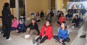 Charla y taller de Mindfulness