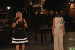 Marta Montiel habló con las «Mujeres extraordinarias del CIT»