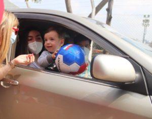 CIT entregó regalos, diversión y sorpresas a los niños por su día